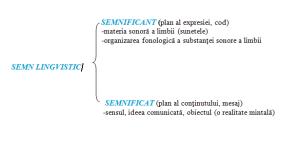 semn lingvistic.bun